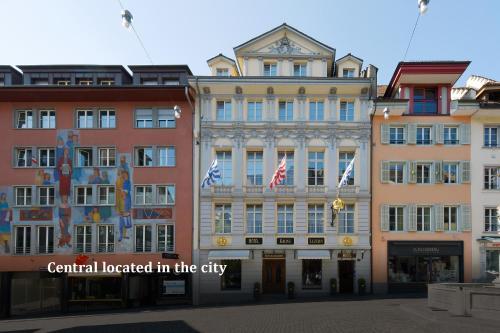 Best Western Hotel Lucerne Switzerland