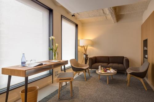 Junior Suite Ohla Eixample 3