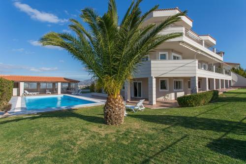 Villa Paradise in Lagonissi