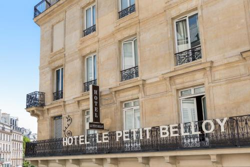 Le petit belloy by happyculture h tel 1 rue racine for Hotels 75006