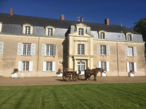 Отель Chateau De Piedouault 0 звёзд Франция
