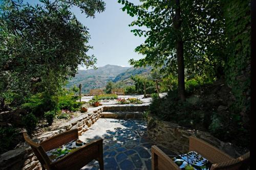 Habitación Doble con terraza La Almunia del Valle 4