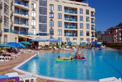 Visit Sunny Beach Daga Apartments