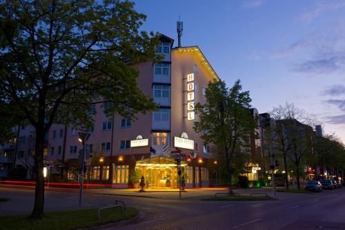 Park Hotel Laim photo 20