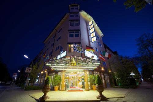 Park Hotel Laim photo 21