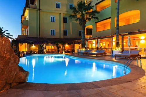 Hotel Villa Margherita in Golfo Aranci