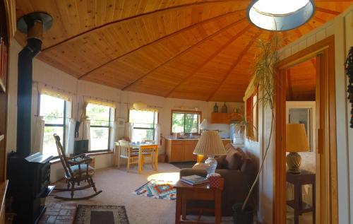 Windsong Yurt