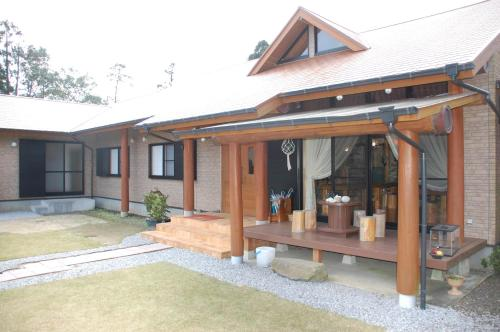 Отель Yakushima Pension Ichigoichie 3 звезды Япония