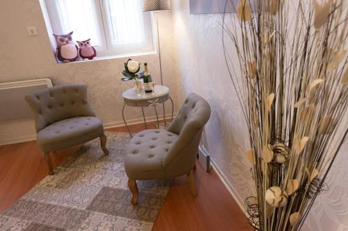 Chouette Appartement Dijon