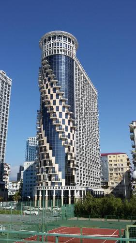 Апартаменты Химшиашвили 15