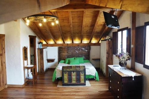 Отель Casa Rural Bioenergética La Serrezuela 0 звёзд Испания
