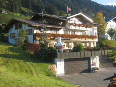 Ferienwohnungen Monte Bianco - Apartment mit 1 Schlafzimmer und Terrasse
