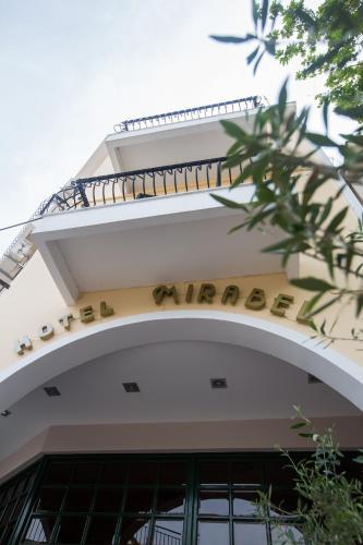 Отель Mirabel Hotel 2 звезды Греция