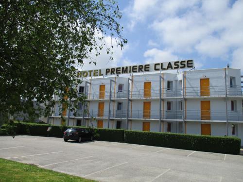 Première Classe Cherbourg - Tourlaville