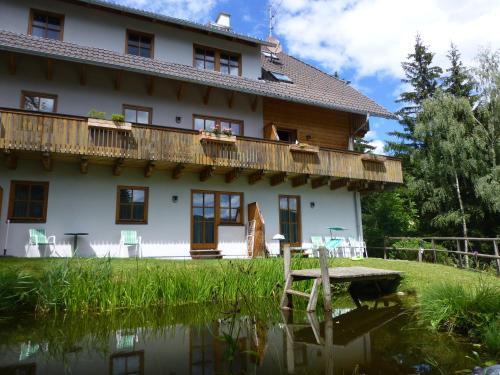 Landhaus Nockalm - Apartment mit 2 Schlafzimmern