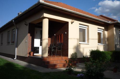 Отель Dorka Apartman 0 звёзд Венгрия