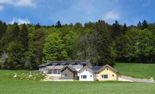 Отель Gîte Chez Toinette 3 звезды Швейцария