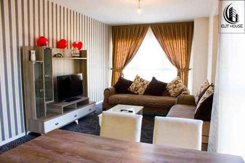 Separate living room Elit House Konaklama