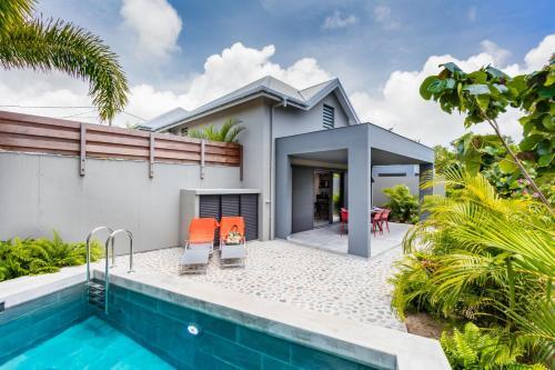 Le Jardin des Îles - Villas, Gustavia