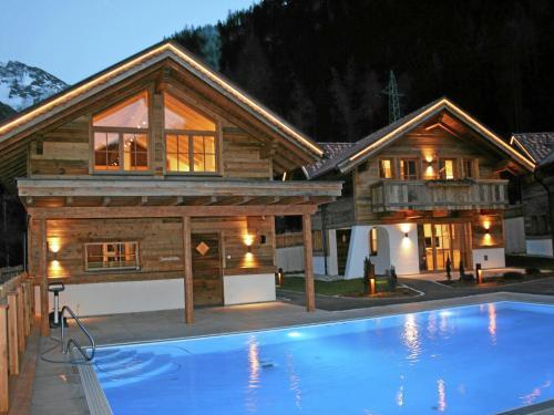 Holiday home Wellness Hütten I