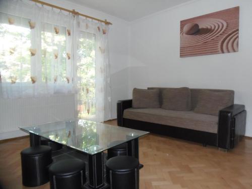 Отель Toth Arpad Apartman 0 звёзд Венгрия