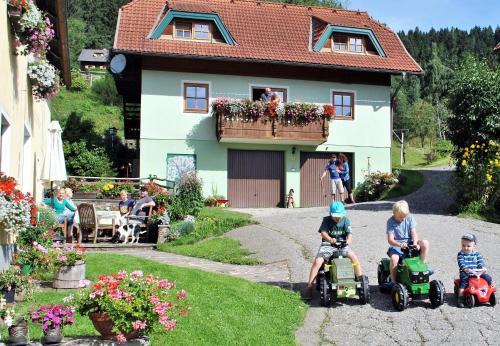 Schlintl-Hof - Apartment mit 2 Schlafzimmern und Terrasse