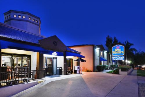 El Reservations At Best Western Royal Palace Inn Suites We