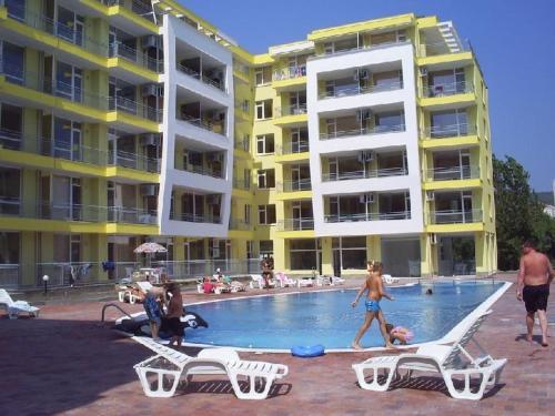 Bulgarienhus Sunset Beach 2 Apartments