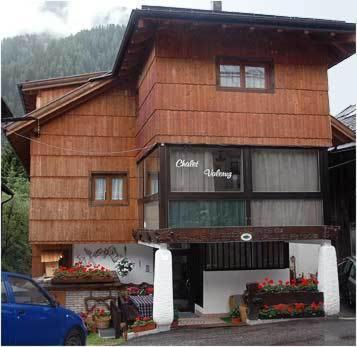 Отель Chalet Valeruz 2 звезды Италия
