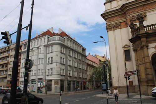 Maros Apartment at Charles Square Prague