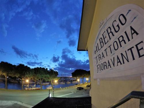 Отель Albergo Trattoria Fioravante 1 звезда Италия