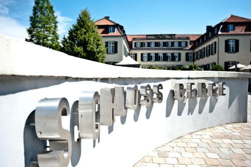 Отель Schloss Berge 0 звёзд Германия