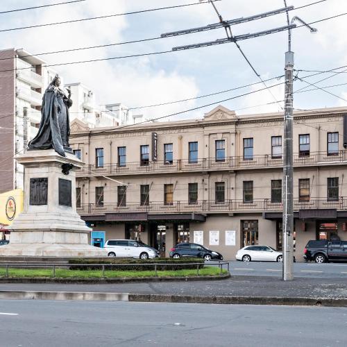 Www Rental Homes: Cambridge Hotel, Wellington