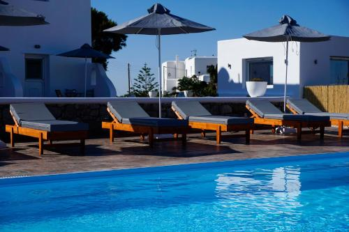 Casa Nostra Mykonos Retreat Accommodation