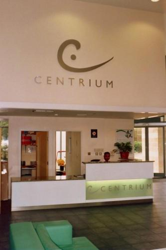 Lobby Centrium Apartment