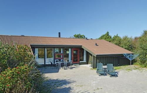 Holiday home K. B. Kjeldg�rdsvej Fjerritslev VI