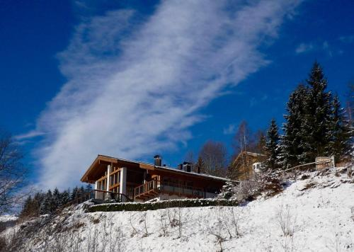 Отель Luxury Viehhofen Chalet 0 звёзд Австрия