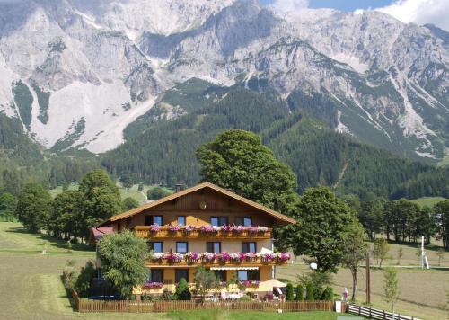 Ferienwohnung Alpenecho - Apartment mit 1 Schlafzimmer