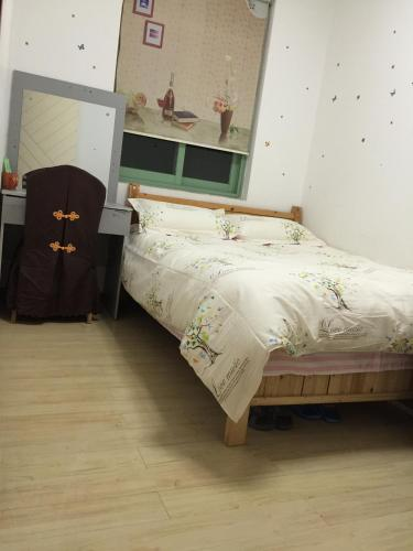 Dobbeltrom med felles bad (Mainland Chinese Citizens - Double Room with Shared Bathroom)