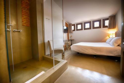 Habitación Doble - 2 camas Palacio Carvajal Girón 6