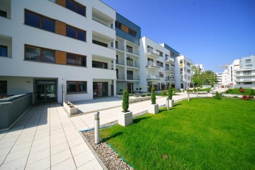Отель Apartamenty Platan Complex 0 звёзд Польша