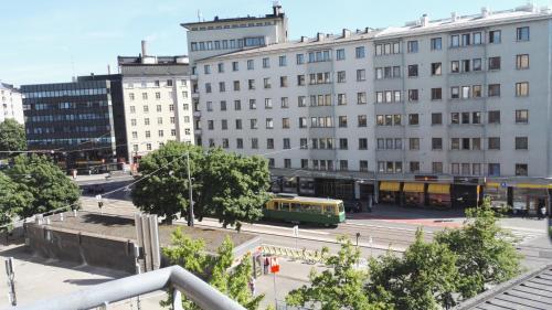 Light Apartment Vaasankatu Kallio