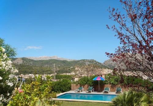 Отель Two-Bedroom Apartment in Mallorca with Pool IV 0 звёзд Испания