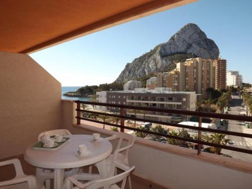 One-Bedroom Apartment in Alicante with Pool XXXIII