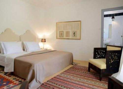 Double or Twin Room with Garden View - Guestroom Villa Degli Angeli