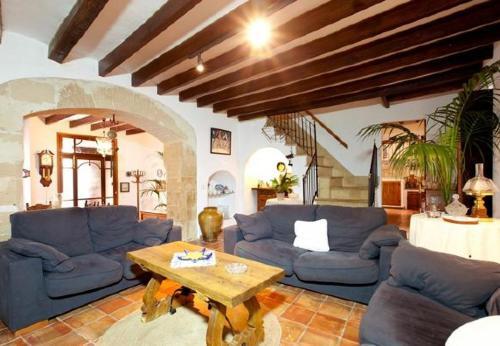 Отель Three-Bedroom Apartment in Mallorca with Pool 30 0 звёзд Испания