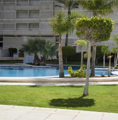 One-Bedroom Apartment in Alicante with Pool XXIV