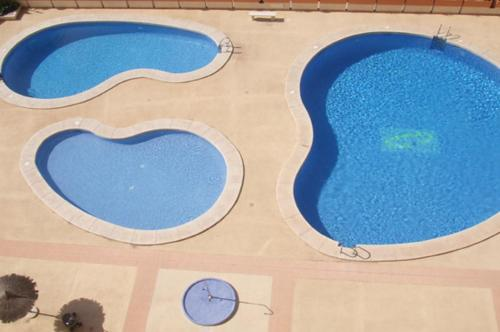 One-Bedroom Apartment One-Bedroom Apartment in Alicante with Pool 30
