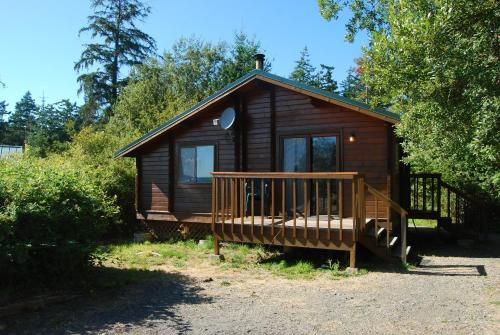 More about La Conner Camping Resort Deluxe Cabin 6