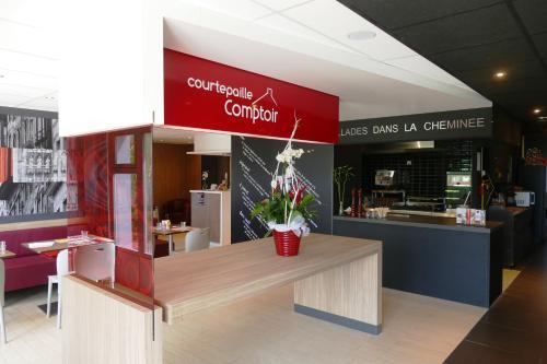 Inter-Hotel Rouen sud Oissel